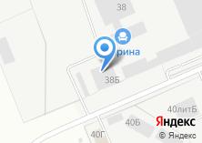 Компания «СДМ-Сервис» на карте