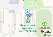 Компания «Тазалык» на карте