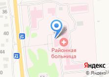 Компания «Завьяловская районная больница Министерства здравоохранения Удмуртской Республики» на карте