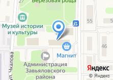 Компания «Радамир» на карте