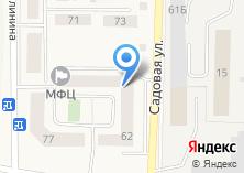 Компания «АКБ Ижкомбанк» на карте
