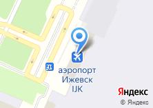 Компания «Барьер-Ижевск» на карте