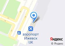 Компания «Europa Air» на карте