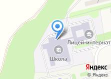 Компания «Средняя общеобразовательная школа с. Италмаса» на карте