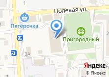 Компания «Олимпиец» на карте