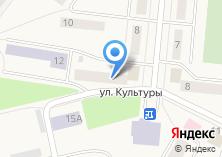 Компания «Пермэнергосбыт» на карте