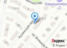 Компания «Карасьеозерский-2» на карте