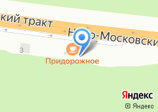 Компания «УралТракМоторс» на карте