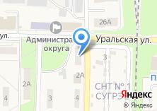 Компания «Дума городского округа Среднеуральск» на карте