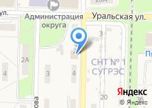 Компания «Архитектурно-градостроительное бюро» на карте