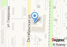 Компания «Вериден» на карте
