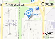 Компания «Автостоянка на ул. Ленина (Среднеуральск)» на карте
