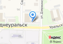 Компания «ТВК» на карте