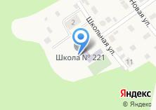 Компания «Средняя общеобразовательная школа №221» на карте