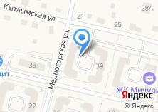Компания «ЛСР. Недвижимость-Урал» на карте