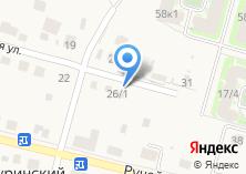 Компания «Мичуринский» на карте