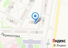 Компания «ЭЛТМА» на карте