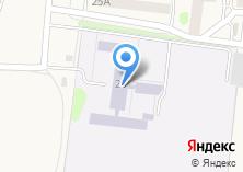 Компания «Средняя специальная коррекционная образовательная школа-интернат» на карте