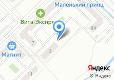 Компания «Хрустальногорский жилой комплекс» на карте