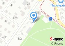 Компания «Автосфера» на карте