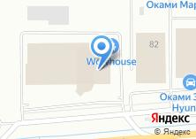 Компания «Berloni» на карте