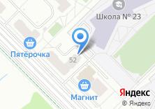 Компания «Новая квартира» на карте