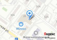 Компания «Комп@ния» на карте