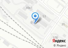 Компания «Екатеринбург-Сортировочный» на карте