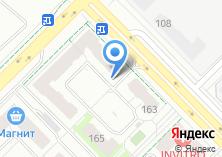 Компания «АкадеМ-Мастер» на карте
