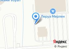 Компания «А-Бриз-Сервис» на карте