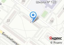 Компания «УралМебель» на карте