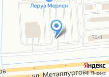 Компания «Люкс-авто» на карте
