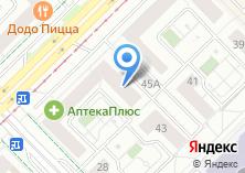 Компания «DOSOK.NET» на карте