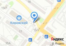 Компания «Удобные деньги» на карте