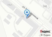 Компания «АЛЬТЕКС-сервис» на карте