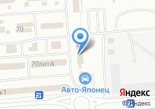 Компания «Печи Даром» на карте