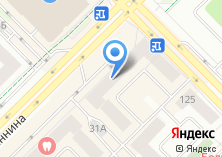 Компания «БИС-интерьер» на карте