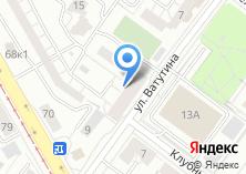 Компания «Фиан» на карте
