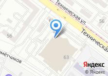 Компания «Радиоплюс» на карте