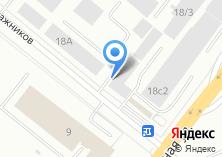 Компания «Вектор-ИТ» на карте