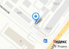 Компания «Союзтеплострой Уральская компания» на карте