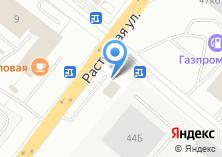 Компания «Мойавто» на карте