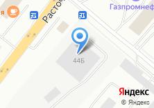 Компания «Радиусс» на карте