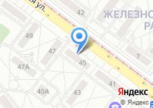 Компания «ГАЗ детали» на карте