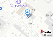 Компания «СДК-Автокомплект» на карте