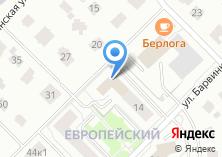 Компания «Протект-Урал» на карте