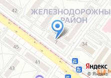 Компания «Ай Ти Екатеринбург» на карте