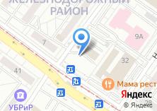 Компания «Киоск по продаже колбасных изделий Карамышев» на карте
