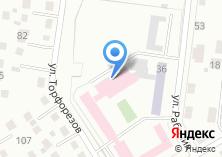 Компания «Мединкор» на карте