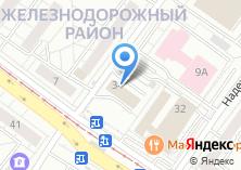 Компания «AlfaPrint» на карте